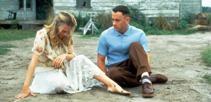 Risultati immagini per forrest gump film 1994
